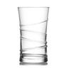 Lyra Ring Long Drink 350 ML Glasses - Set of 6