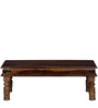 Worcester Coffee Table in Provincial Teak Finish by Amberville