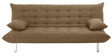 Madison Queen Size Sofa Bed in Camel Colour by Furny