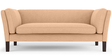 Marc Two Seater sofa in Light Camel Colour by Furny
