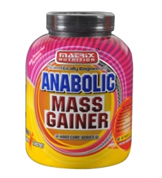 Matrix Nutrition Anabolic Mass Gainer (2.5 Kg)