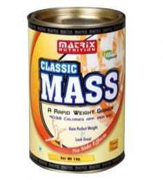 Matrix Nutrition Classic Mass