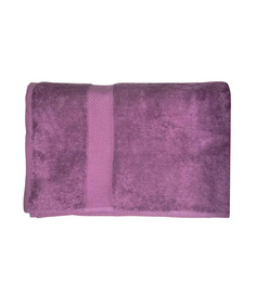 Mark Home Cotton Bath Towels Purple