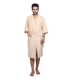 Mark Home Linen Terry Cotton XL Bath Robe