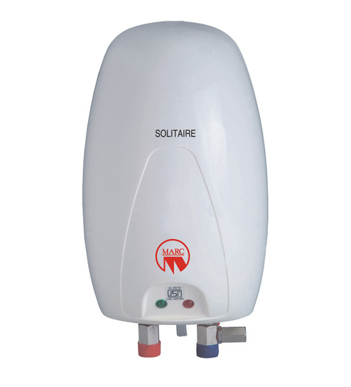 Flat 25% Off On Instant Geysers By Pepperfry | MARC Solitaire Instant Water Heater 3 L @ Rs.2,949
