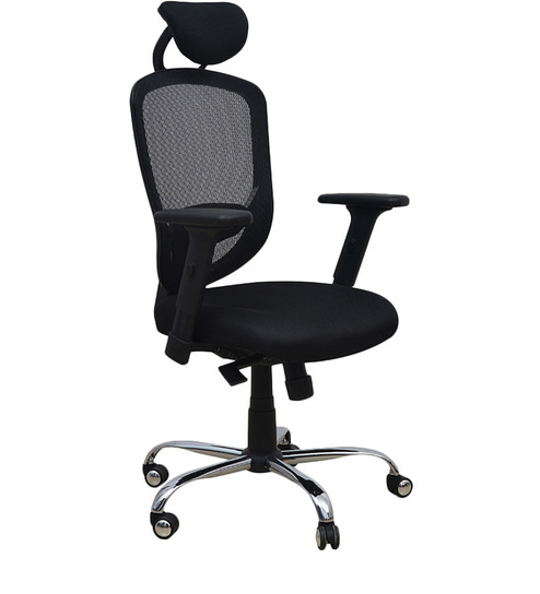 matrix high back office chair in black colour by home buy matrix high office