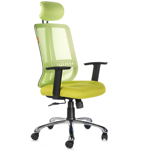 matrix high back office chair in olive green by bluebell ergonomics buy matrix high office
