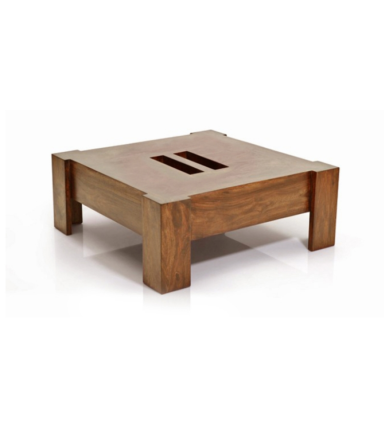 Mango Wood Coffee Table By Mudra Online Coffee Centre Tables Furniture Pepperfry Product