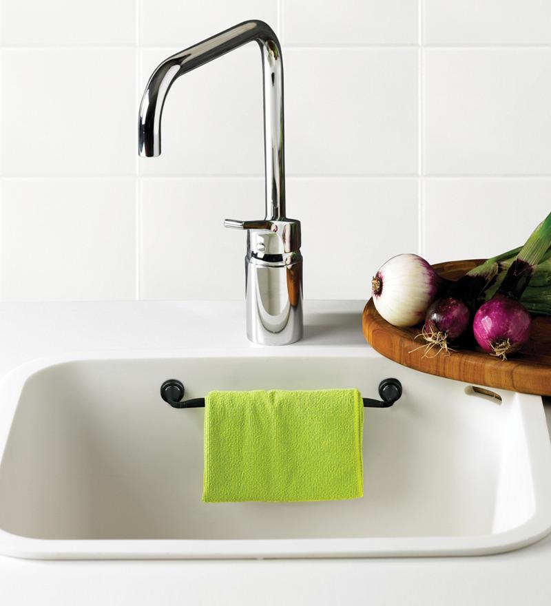 Magnetic Kitchen Sink Dish Cloth Holder