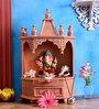 Maandhata Temple in Brown by Mudramark