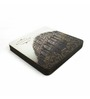 Mad(e) in India Rajasthan MDF 3.5x3.5 INCH Coaster - Set of 4