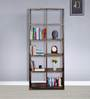 Madison Book Shelf in Provincial Teak Finish by Woodsworth