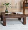 Rosholt Coffee Table in Provincial Teak Finish by Woodsworth