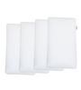 Magasin White Memory Foam 15 x 24 Pillow Insert - Set of 4