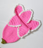 Magic Needles Exclusive Flower Sleep Sack Cocoon in Pink Colour