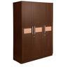 Magna Three Door Wardrobe in Walnut by HomeTown