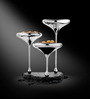 Magppie Droplets Silver Stainless Steel Nut Bowl