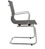 Majestic Mid Back Office Chair in Black Colour by FabChair