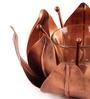 Carmen Tea Light Holder in Copper by Bohemiana