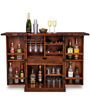 Malta Big Bar Cabinet by InLiving