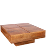 Malus Coffee Table in Natural Finish by Tezerac