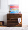 Cincinnati Solid Wood Chest of Drawers in Provincial Teak Finish by Woodsworth