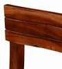 Fife Solid Wood Folding Chair in Honey Oak finish by Woodsworth