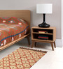 Manolo Jute 59 x 36 Dhurrie by Casacraft