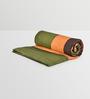 Mapa Home Care Green Duppioni 5-piece Digital Quilt Set