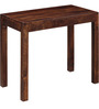 Dewey Study & Laptop Table in Provincial Teak Finish by Woodsworth