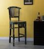 Clapton Bar Chair in Distress Finish by Bohemiana