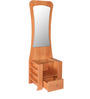 Marcello Dressing Table in Wenge Finish by Kurl-On
