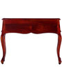 Margaret Console Table in Honey Oak Finish by Amberville