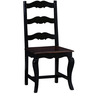 Margaret Dining Chair in Dual Tone Finish by Amberville