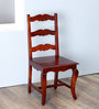 Margaret Dining Chair in Honey Oak Finish by Amberville
