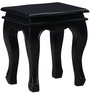 Margaret Set of Tables in Espresso Walnut Finish by Amberville