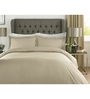 Mark Home Beige 100% Cotton Queen Size Duvet Cover