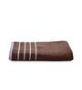 Mark Home Brown Cotton 28 x 59 Bath Towel