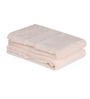 Mark Home Ivory Cotton 55 X 28 Hand Towel 1 Pc