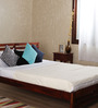 Mark Home Ivory Cotton Solid 100 x 90 Inch Double Bed Dohar