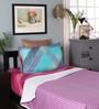 Mark Home Lavender Cotton Single Size Dohar
