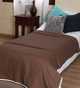 Mark Home MGreenCotton Solid 100 x 90 Inch Double Bed Dohar