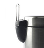 Gesign 7 L Foot Operated Dustbin with Plastic Bucket