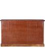 Basilia Sideboard in Honey Oak Finish by Amberville