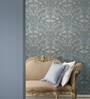 Marshalls Wallcoverings Blue Non Woven Paper Wallpaper