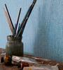 Marshalls Wallcoverings Blue Non Woven Paper Wallpaper