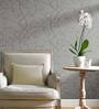 Marshalls Wallcoverings Grey Non Woven Paper Wallpaper
