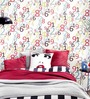 Marshalls Wallcoverings Multicolour Non Woven Fabric Numbers Wallpaper