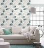 Marshalls Wallcoverings Grey Non Woven Fabric Loop Print Wallpaper