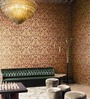 Marshalls Wallcoverings Red Non Woven Fabric Abstract Wallpaper